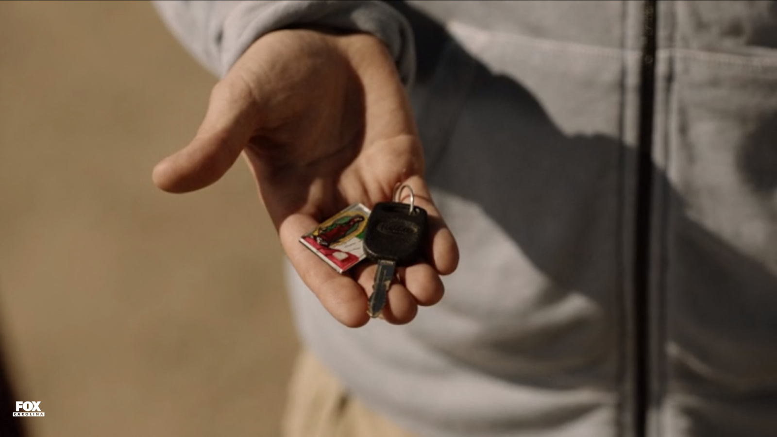 Keychains In Movies Last Man On Earth