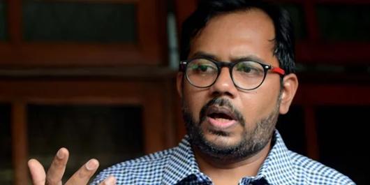 Haris Azhar: Apa Urgensinya Polisi Survei Pilpres?