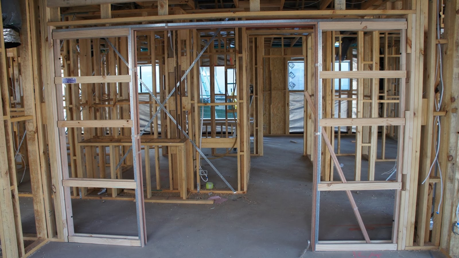 Our First House Roof Windows Amp Glass Doors Ducted