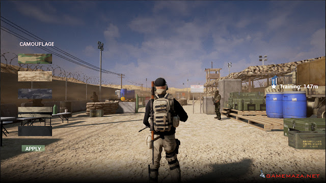 Sniper Blacklist Gameplay Screenshot 3