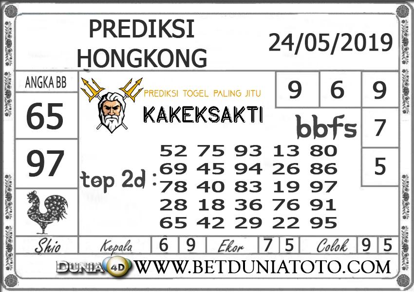 Prediksi Togel HONGKONG DUNIA4D 24 MEI 2019