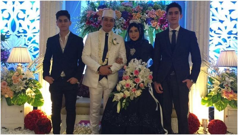 Pernikahan Ivan Fadilla dan Sarni