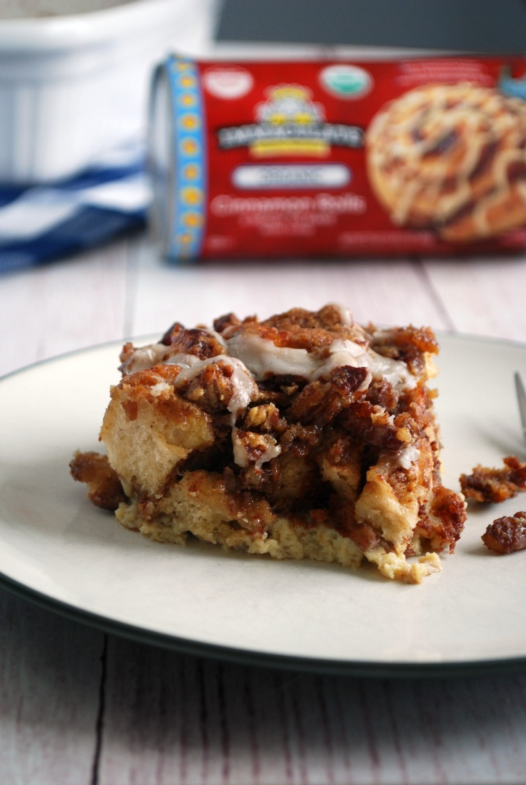 Immaculate Baking French Toast Bake