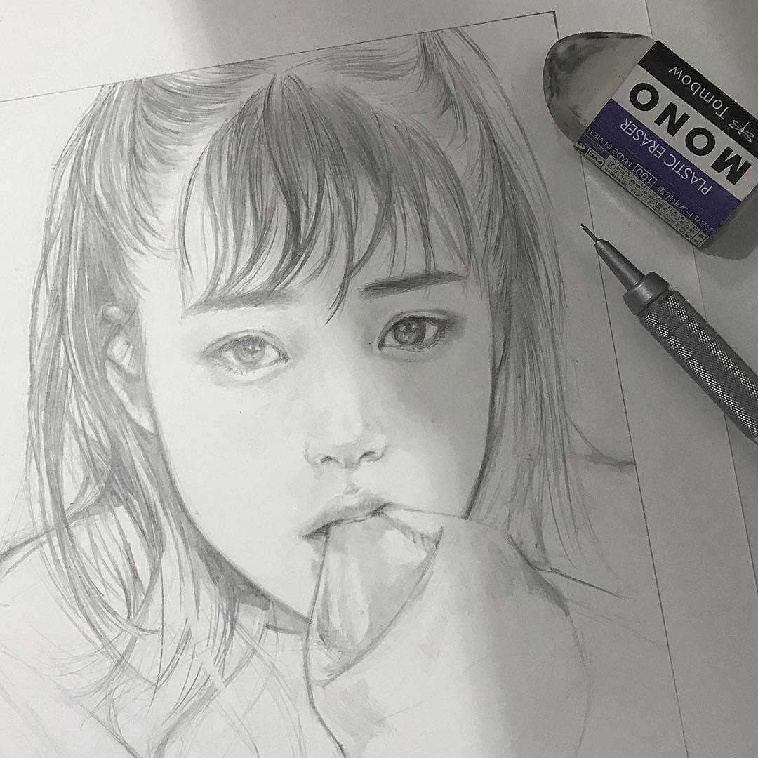 10-Chibana-Pen-and-Pencil-Portrait-Sketches-www-designstack-co