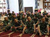 Tingkatkan Kualitas Keimanan Prajurit, Markas Kostrad Peringati Tahun Baru Islam
