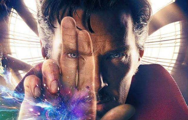 Doctor Strange starring Benedict Cumberbatch
