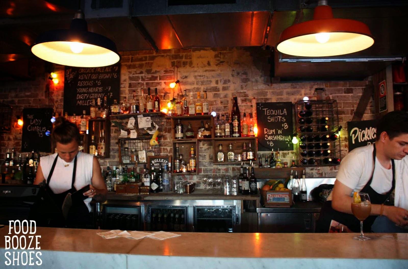 Americana Kitchen Bar Saket Delhi