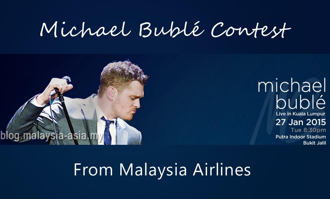 Malaysia Michael Bublé Contest