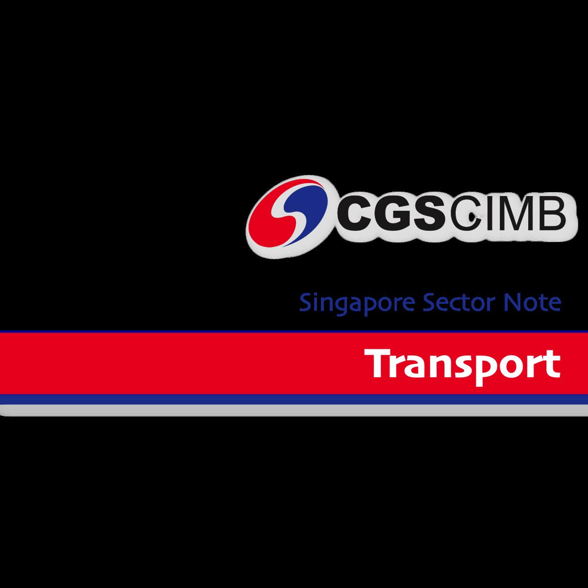 Transport Sector - CGS-CIMB Research | SGinvestors.io