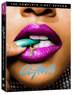 Claws Season 1 DVD