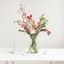 Круто когда в интерьере присутсвуют живые цветы (3 фото)