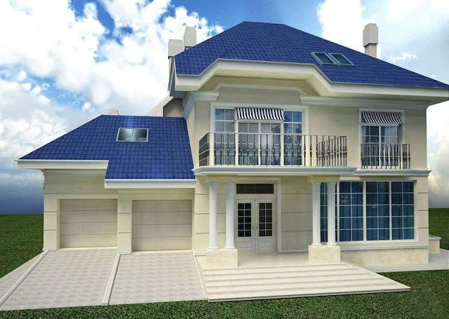 Are looking for two story house interior design? Check these 7 modern two story house with interior design.