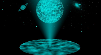 Μελέτη Έλληνα επιστήμονα:Το σύμπαν είναι ένα γιγάντιο και πολύπλοκο ολόγραμμα
