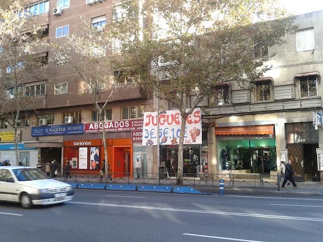 Tiendas de juguetes baratos en Madrid. Navidad 2012 - 2013