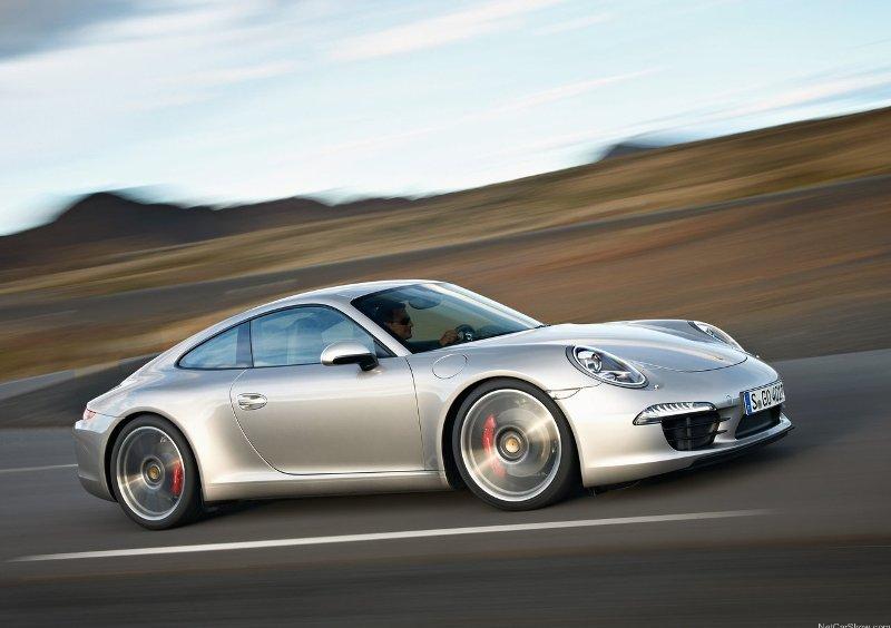 Porsche 911 - самое надежное бу авто до трех лет