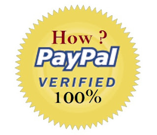 cara buat akun paypal full verified