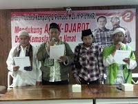 Sambil Takbir, Ustadz Kampung Dukung Ahok: Gaji Marbot Naik, Ada KJS Dll