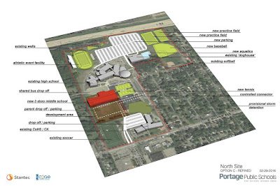 North Campus Proposal