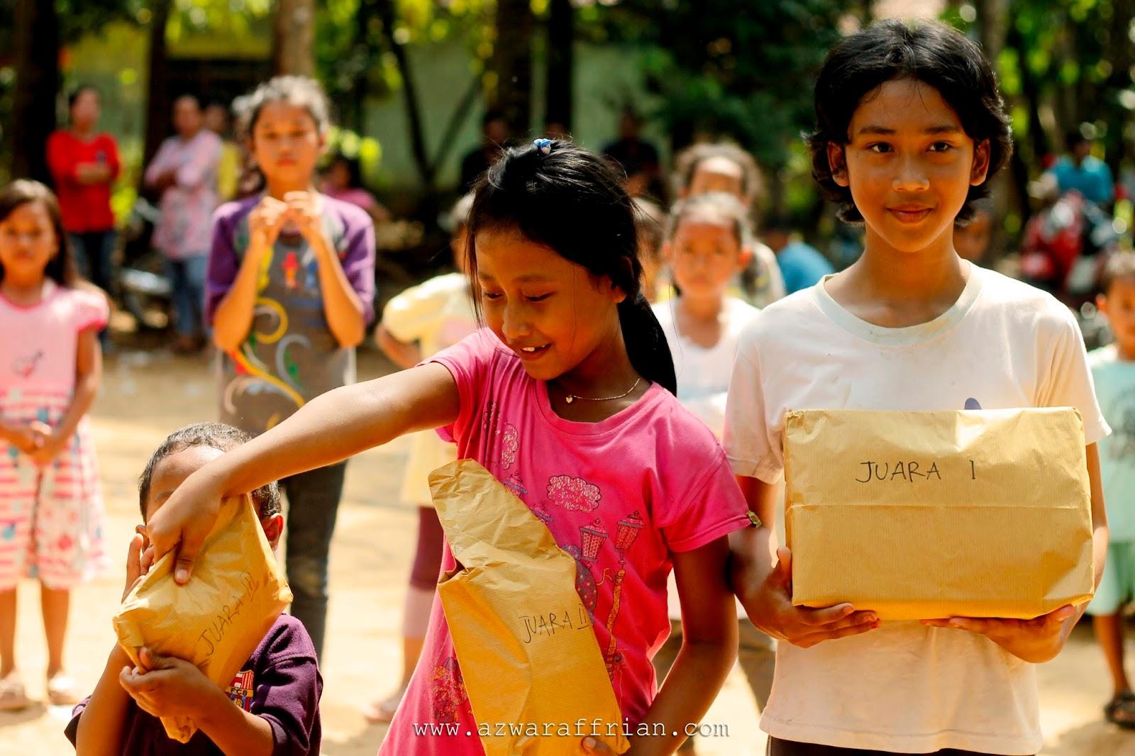 Meriahnya Lomba 17an Ke71 Di Srobyong Jepara Azwar Affrian