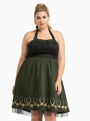diseños de Vestidos para gorditas