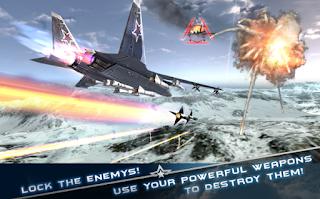 Morden Air Combat(3D) Mod Apk-Morden Air Combat(3D)