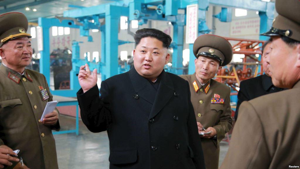 Kim Jong Un sigue al pie de la letra el manifiesto marxista y la tendencia ultranacionalista
