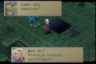 Breath of Fire IV ( Português ) PSX ISO