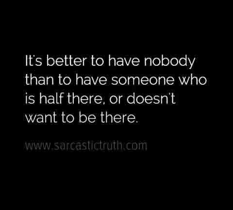 7 Relationship Status Quotes - Sarcastic Truth