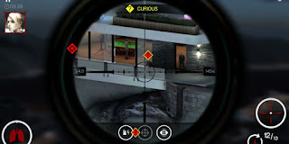 Game Hitman Sniper Mod Unlimited Money