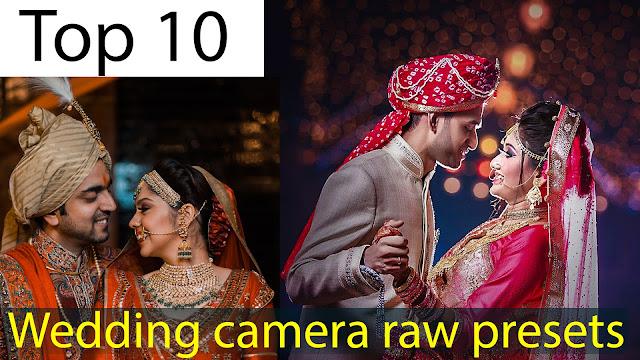Top 10 Photoshop Wedding Camera Raw Presets Free Download, Photoshop Camera Raw Presets