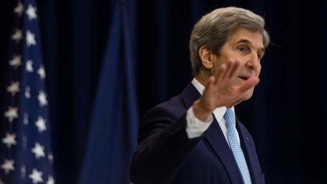 Kerry admite: EEUU intentó usar a Daesh para derrocar a Al-Asad