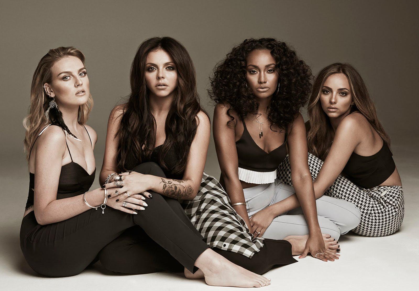 Little Mix quiere una colaboración con las Spice Girls.
