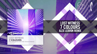Lyrics 7 Colours - Lost Witness feat Nina Henchion