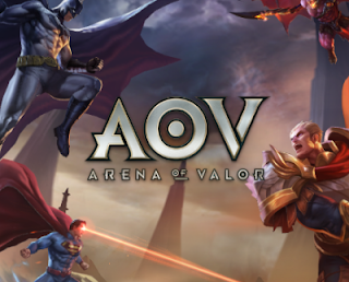 Download Game Garena Arena Of Valor (AOV) Action Moba Mod Apk v1.17.1.2 For Android and PC Desktop