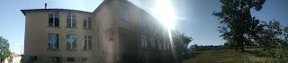 Beautiful sun this morning