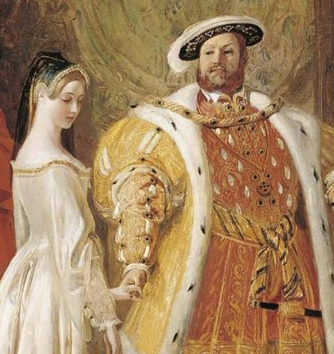 relationship between henry viii and anne of cleves