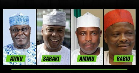 2019: The Big Battle For PDP Presidential Ticket Hots Up