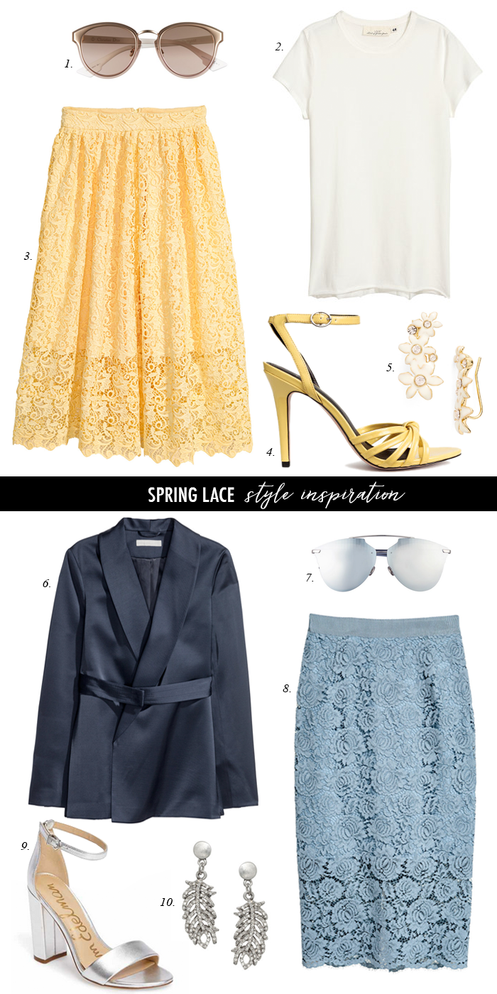 easter wedding or bridal shower outfit ideas