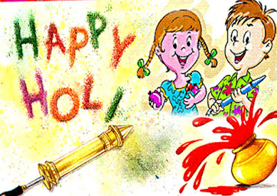 Happy Holi Sms for Whatsapp