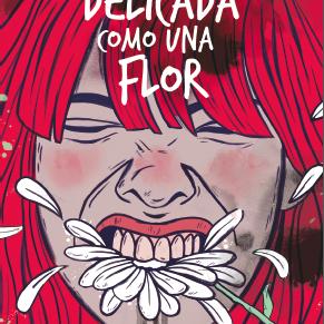 Delicada como una flor