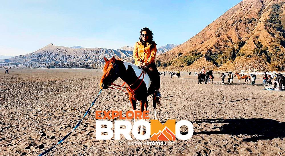 Wisata Bromo Tanpa Sewa Jeep Bromo? Bisa!