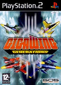 GigaWing Generations PS2 ISO (Ntsc-Pal) MG-MF
