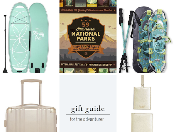 Gift Guide: For the Adventurer