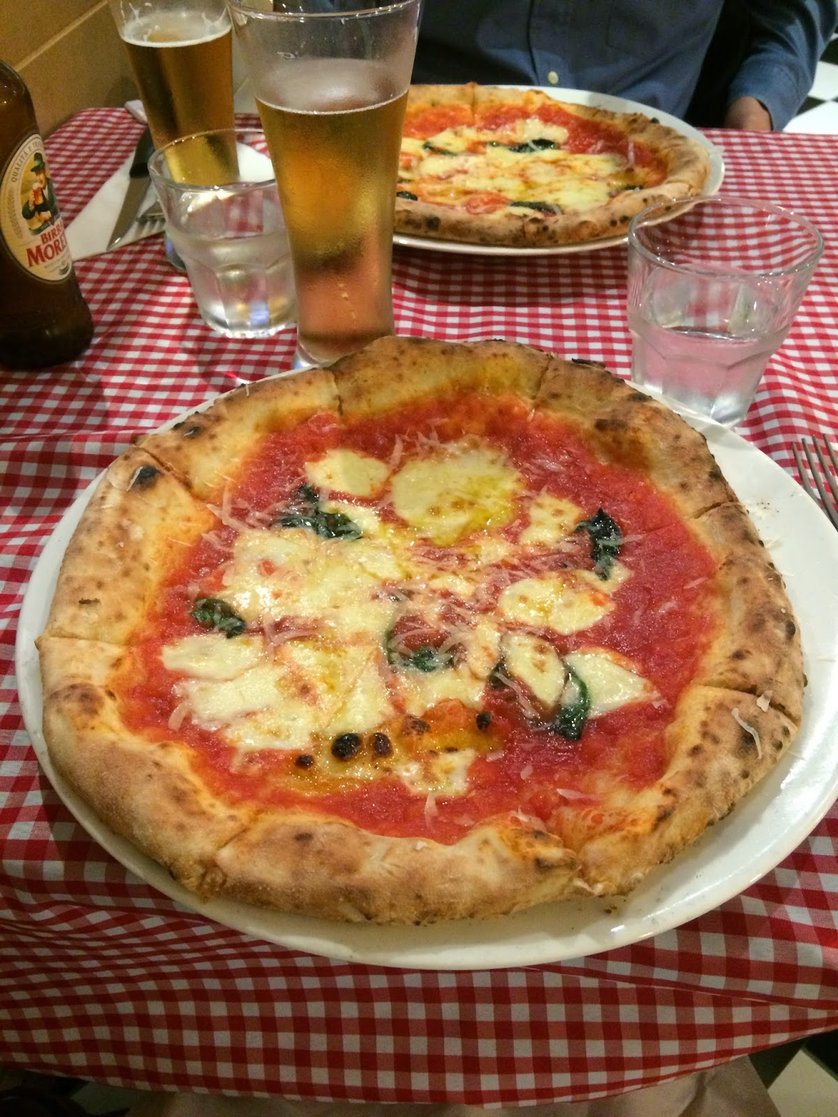 A real Italian experience right here in New Lynn  Settebello Pizzeria Italiana  Limited places – so book early