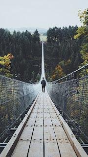 Bridge At men Mobile HD Wallpaper