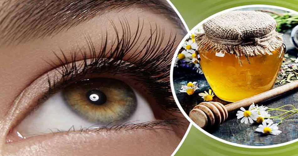 Τα Οφέλη του Μελιού στην Υγεία των Ματιών