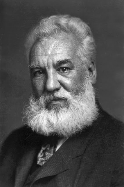 Penemu Telepon - Alexander Graham Bell