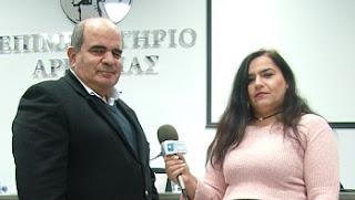 Συνέντευξη Πρόεδρου UNESCO κ. Μαρωνίτη