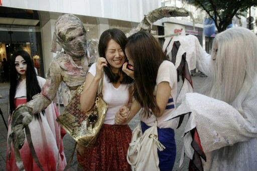 10 Perayaan Halloween Di Berbagai Negara
