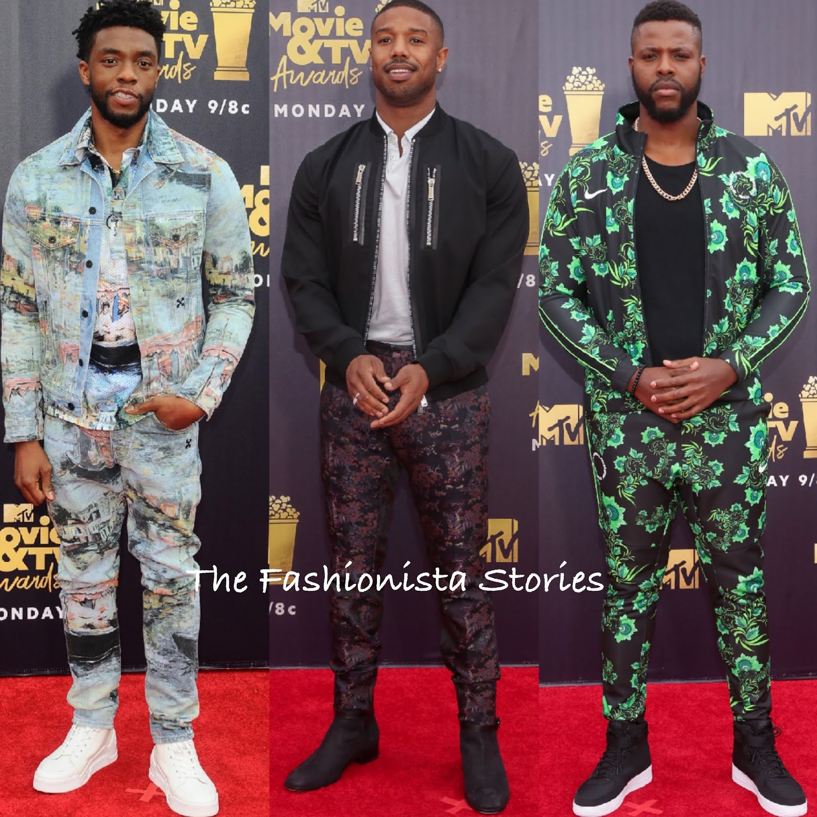 What The Men Wore: 2019 MTV Movie Awards Red Carpet recommend